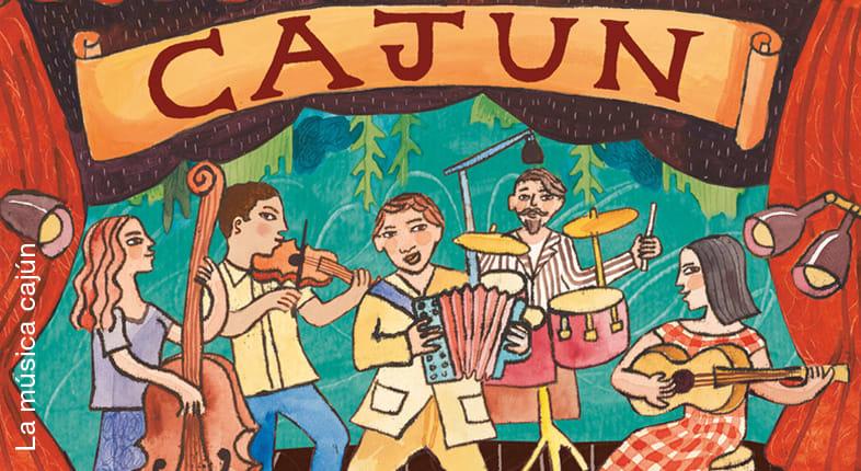La música Cajun
