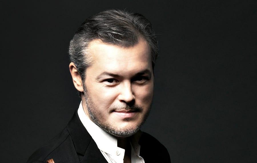 Clase Magistral con Vadim Repin en el Centro Superior Katarina Gurska