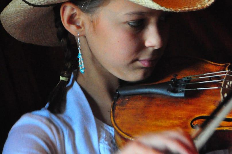 Taller gratuito de fiddle folk en Madrid