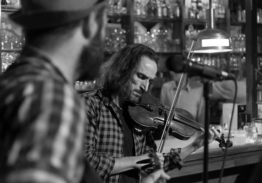 Historia de un violinista aficionado