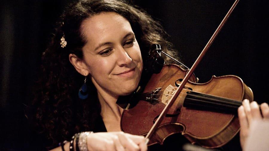 Curso de tango para violín con Caroline Pearsall