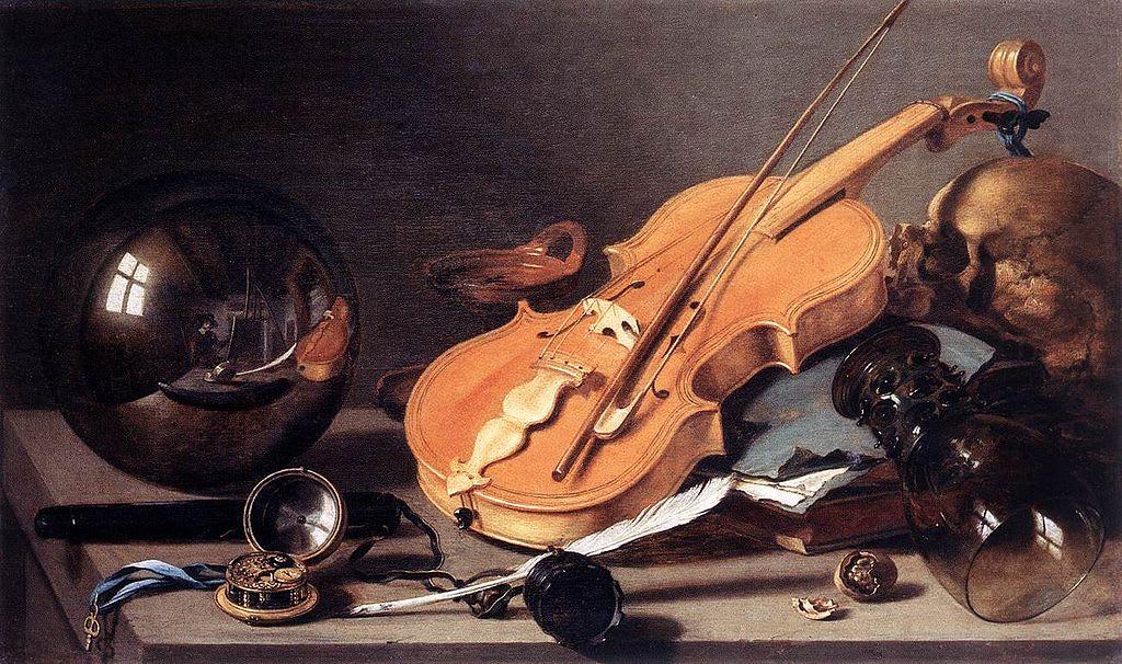 El Códice del violín barroco