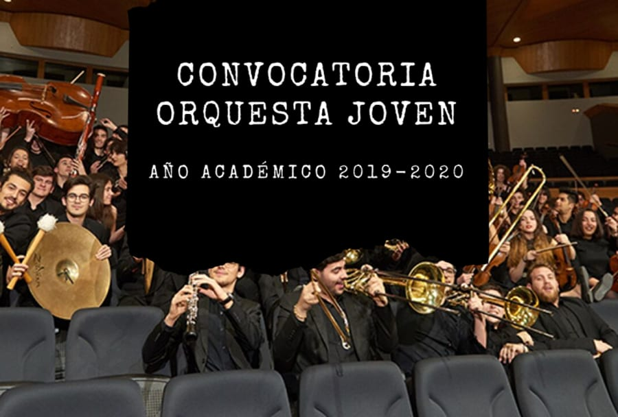 La Orquesta Joven de la Sinfónica de Galicia convoca pruebas de acceso
