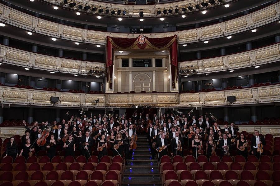 La OSM de Madrid convoca audiciones para cubrir tres puestos de violín segundo.