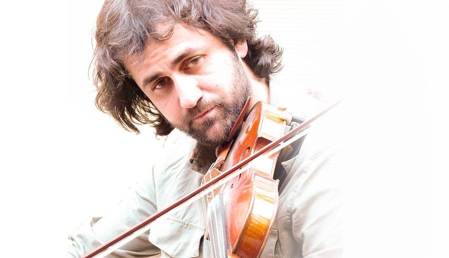 Masterclass de Diego Galaz en Madrid