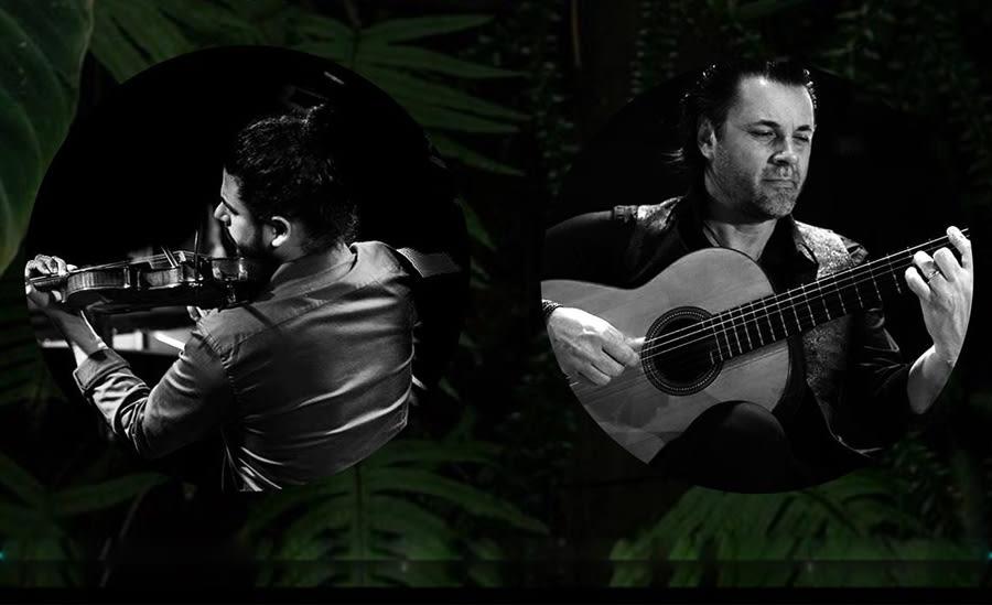 """Recital """"El violín brasileño"""""""