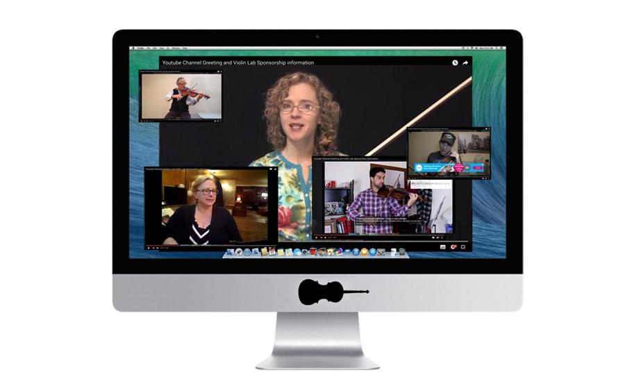 Video-profesores de Youtube