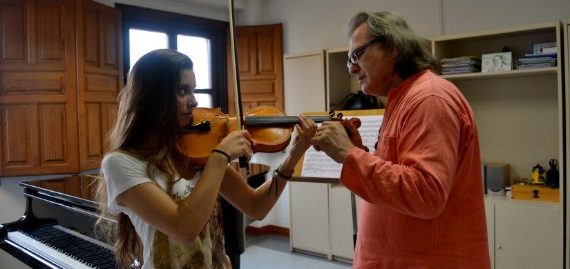 Masterclass de Sergey Teslya en Córdoba
