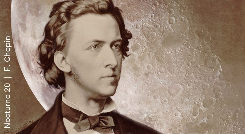 Nocturno nº 20 en Do# menor | Frédéric Chopin