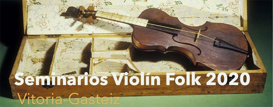 Talleres de violín folk, por Blanca Altable