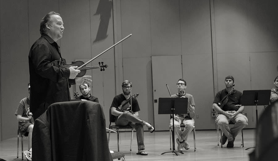 Masterclass grupales e individuales con Christian Howes en Madrid