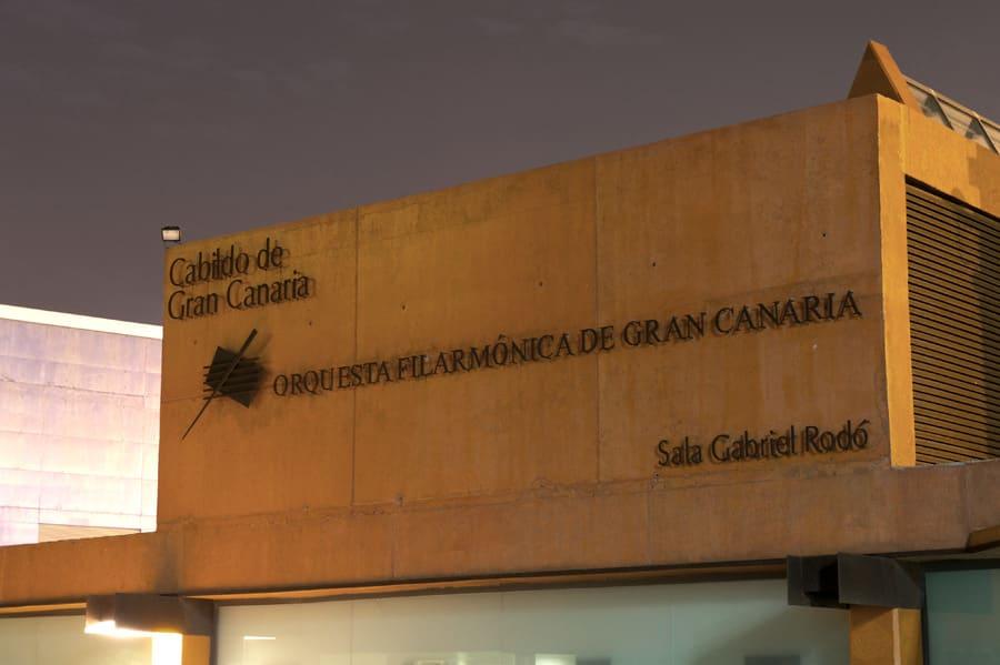 Audiciones para violín y viola en la Orquesta Filarmónica de Gran Canaria