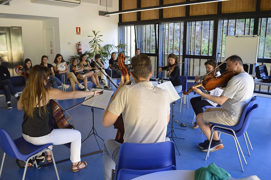 Segunda edición del Festival y Academia Ribeira Sacra