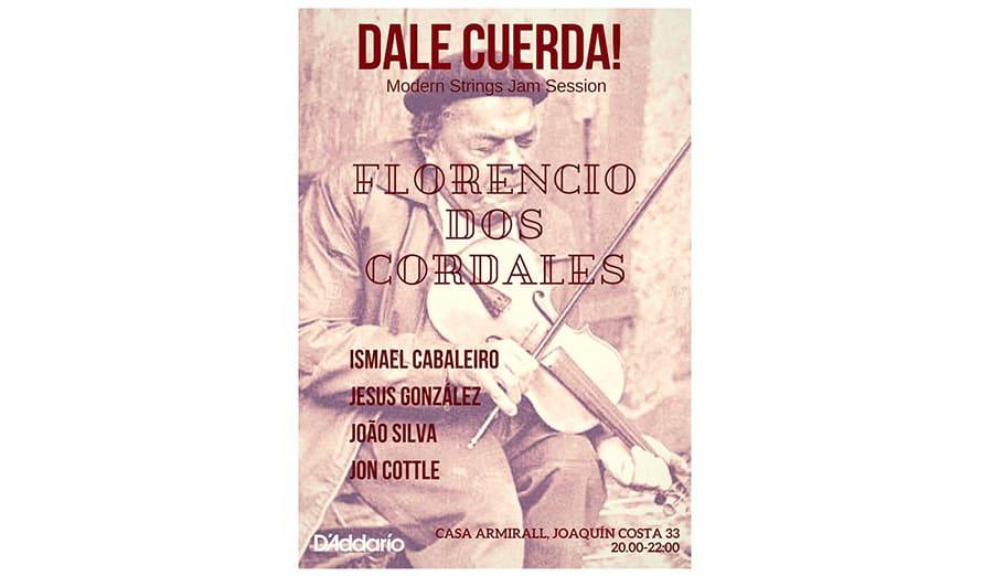 Se reanudan las actividades de la agrupación Dale Cuerda con actuaciones de música tradicional gallega fusionada con jazz.