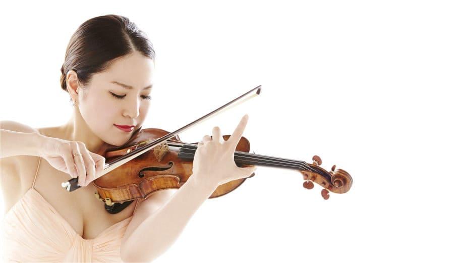 Masterclass de Mayuko Kamio en Violinesdeluthier