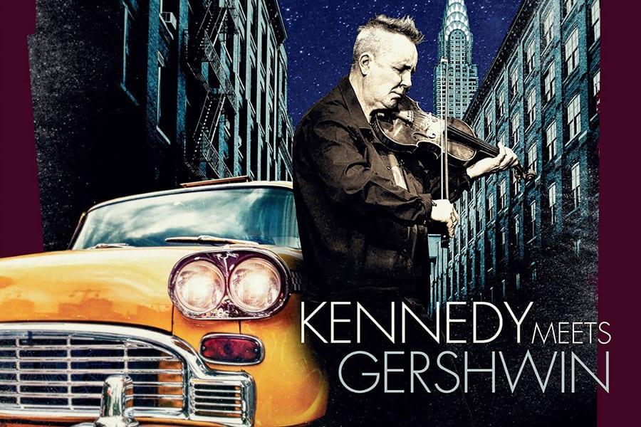 Nigel Kennedy se reencuentra con Gershwin