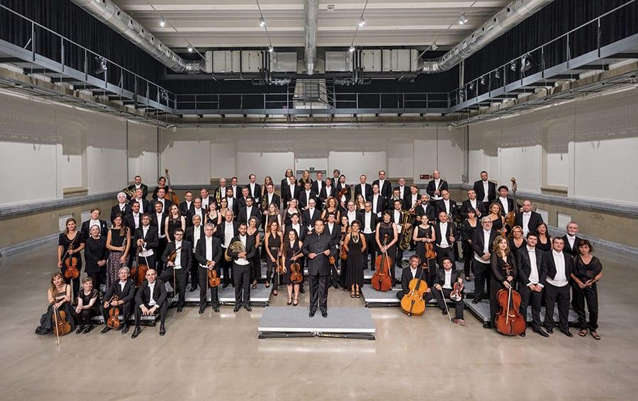 La Euskadiko Orkestra selecciona 2 violín tutti