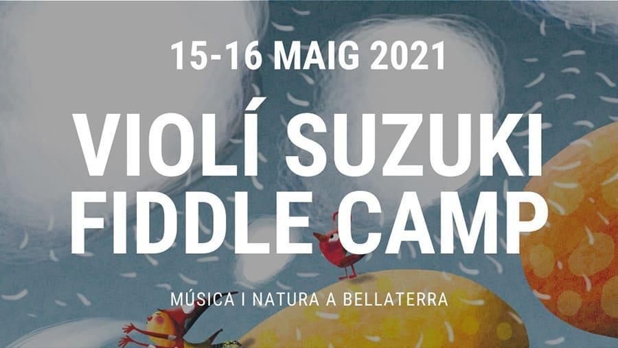 Campamento musical Suzuki Fiddle
