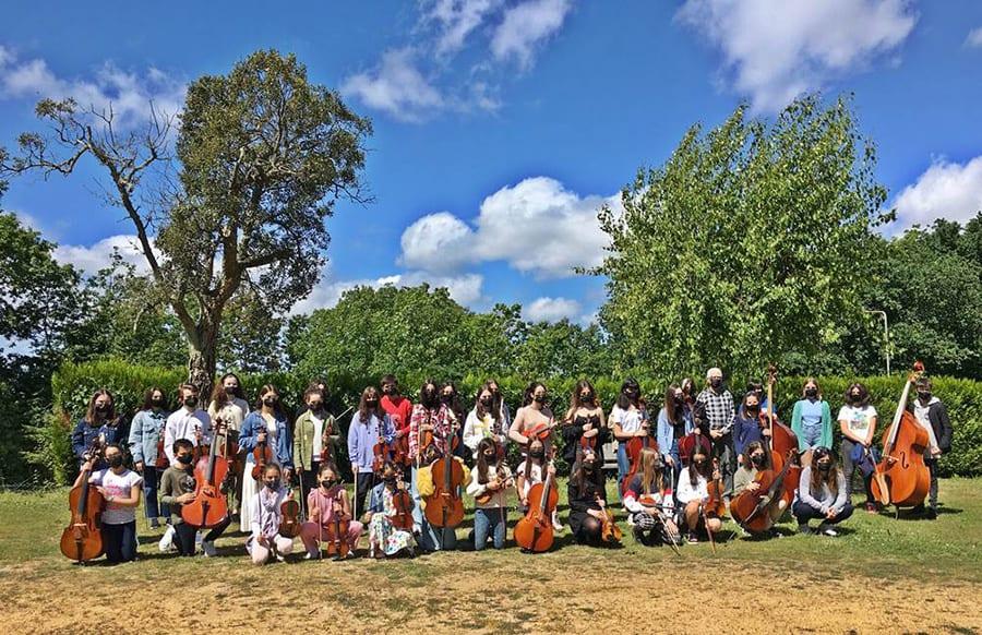 La Orquestra Kv2211 convoca pruebas de acceso para instrumentistas de cuerda