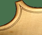 Filete de violín