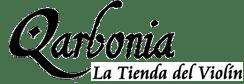 Qarbonia, la tienda del violín