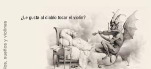 El diablo y el violín