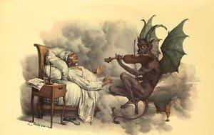 El trino del diablo