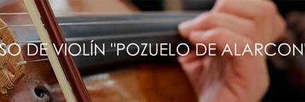 IV Concurso de violín Pozuelo de Alarcón