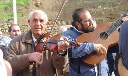Taller de verdiales con Carlos Fernández