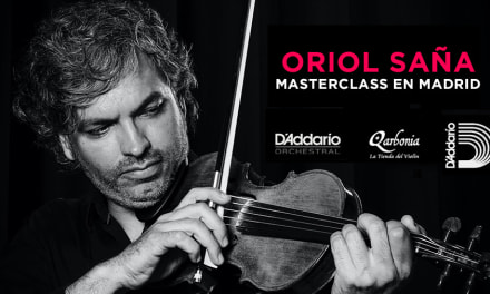 La primera masterclass de 2020, con Oriol Saña