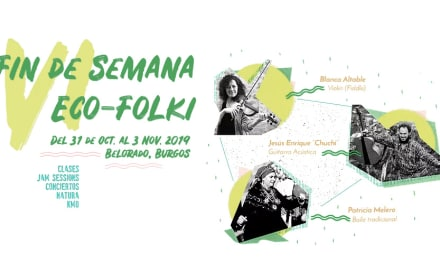 Fin de Semana Eco-Folki con Blanca Altable