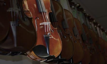 Violines recomendados para 2017