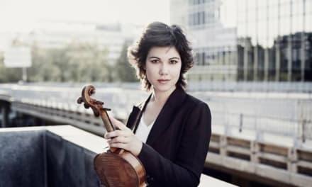 La gran violista Isabel Villanueva impartirá una Masterclass en el Taller de luthería Sergi Martí.
