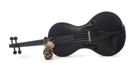 Ya puedes descargar, imprimir y construir tu propio violín.