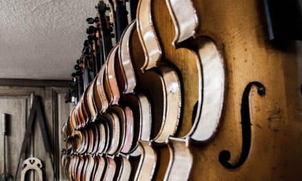 Mirecourt: la gran cuna francesa de la fabricación de violines.