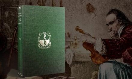 El histórico libro de los hermanos Hill sobre Stradivari, en español