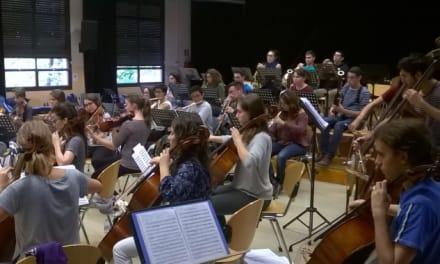 Audiciones para la Jove Orquestra Simfònica de Barcelona