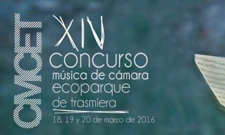 En Marzo, XIV Concurso de música de cámara Ecoparque de Trasmiera