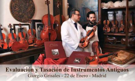 Evaluación y tasación de instrumentos antiguos en Violines de Luthier