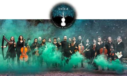 La Orquesta Celta de Barcelona abre inscripciones de ingreso.