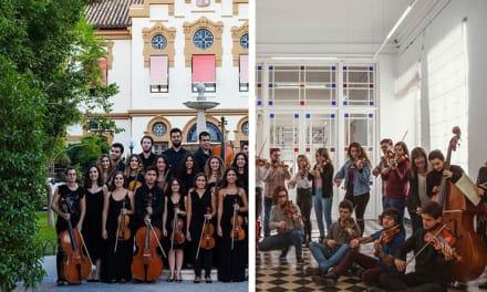La Joven Orquesta Barroca de Andalucía selecciona para, entre otros, los puestos de violín, y viola