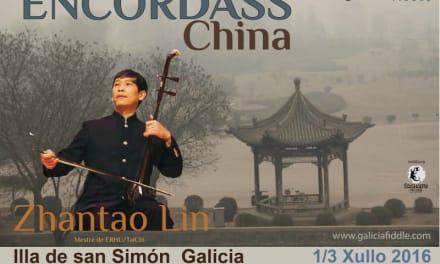 Iniciación al Erhu gracias a Galicia Fiddle