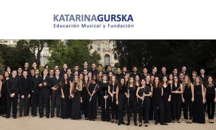 Pruebas de admisión para la orquesta del Centro Superior Katarina Gurska