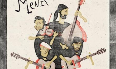 Raúl Márquez presentará su nuevo disco con el grupo Menil en la sala Galileo Galilei