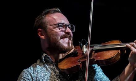 Masterclass gratuita del violinista jazz Raphaël Tristan