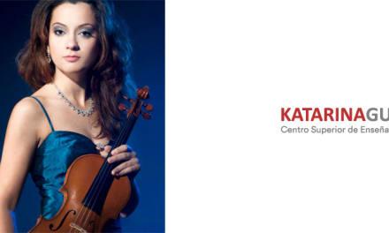 Masterclass de Tatevik Khachatryan en la Katarina Gurska