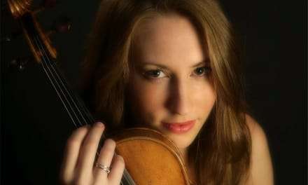 Curso de especialización de violín en Almería, por Anna Margrethe Nilsen