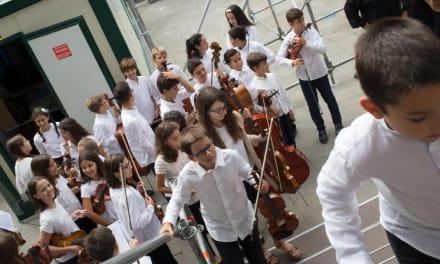 La Orquesta Sinfónica de Galicia convoca pruebas de acceso a su orquesta de niños