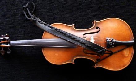 Algunos extraños accesorios para el violín