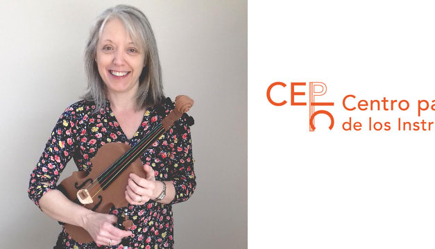 Bricopedagogía. Taller online de materiales para la iniciación al violín y la viola.
